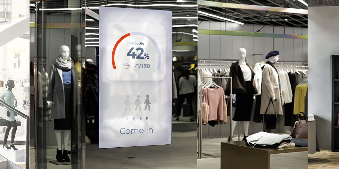 The Role of Digital Signage in the recovery of Retail
